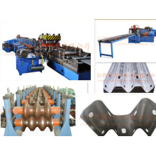 Ladder Type Cable Tray Roll Forming Machine-Bosj