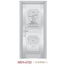 Stainless Steel Door for Outside Sunshine (SBN-6723)