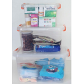 3pcs Storage box set