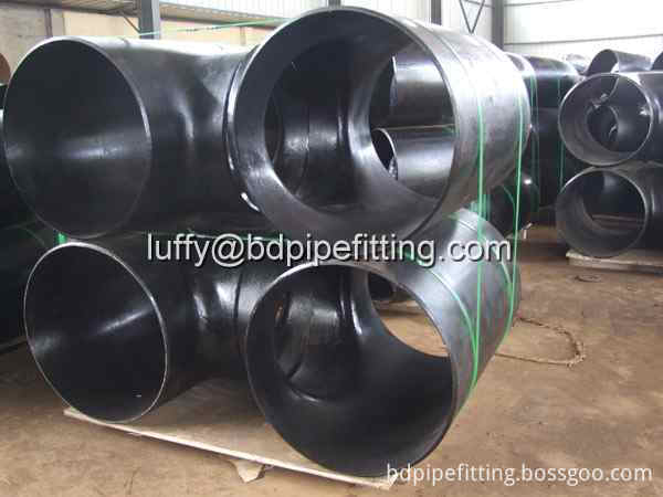 Alloy Pipe Fitting Tee