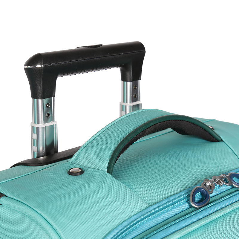 suitcase parts fabric trolley