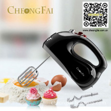 200W Smart Hand Mixer with Dough Hook and Egg Whisk