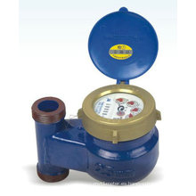 Rotary-Vane vertical de agua fría-medidor (LXSL15-25)
