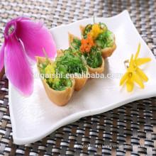 Gaishi supplier Frozen sushi dried wakame alga seaweed salad