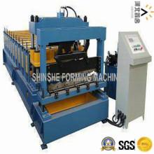 Cor revestido máquinas de folha da telhadura