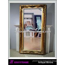europe silver mirror