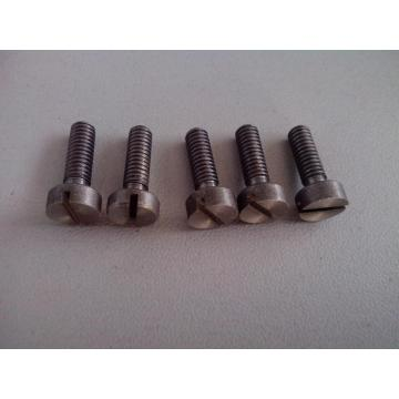 99.95% Molybdenum Screw Stock Pure