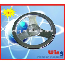 die casting factory customized 3 inch ratchet pulley