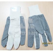 Guante de seguridad de latex guante PVC DOT