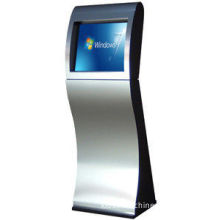 Stainless Steel Kiosk, Self Service Touch Screen Information Kiosks For Commercial Use