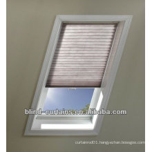 2015 Europe fashion new design skylight blinds/skylight curtains