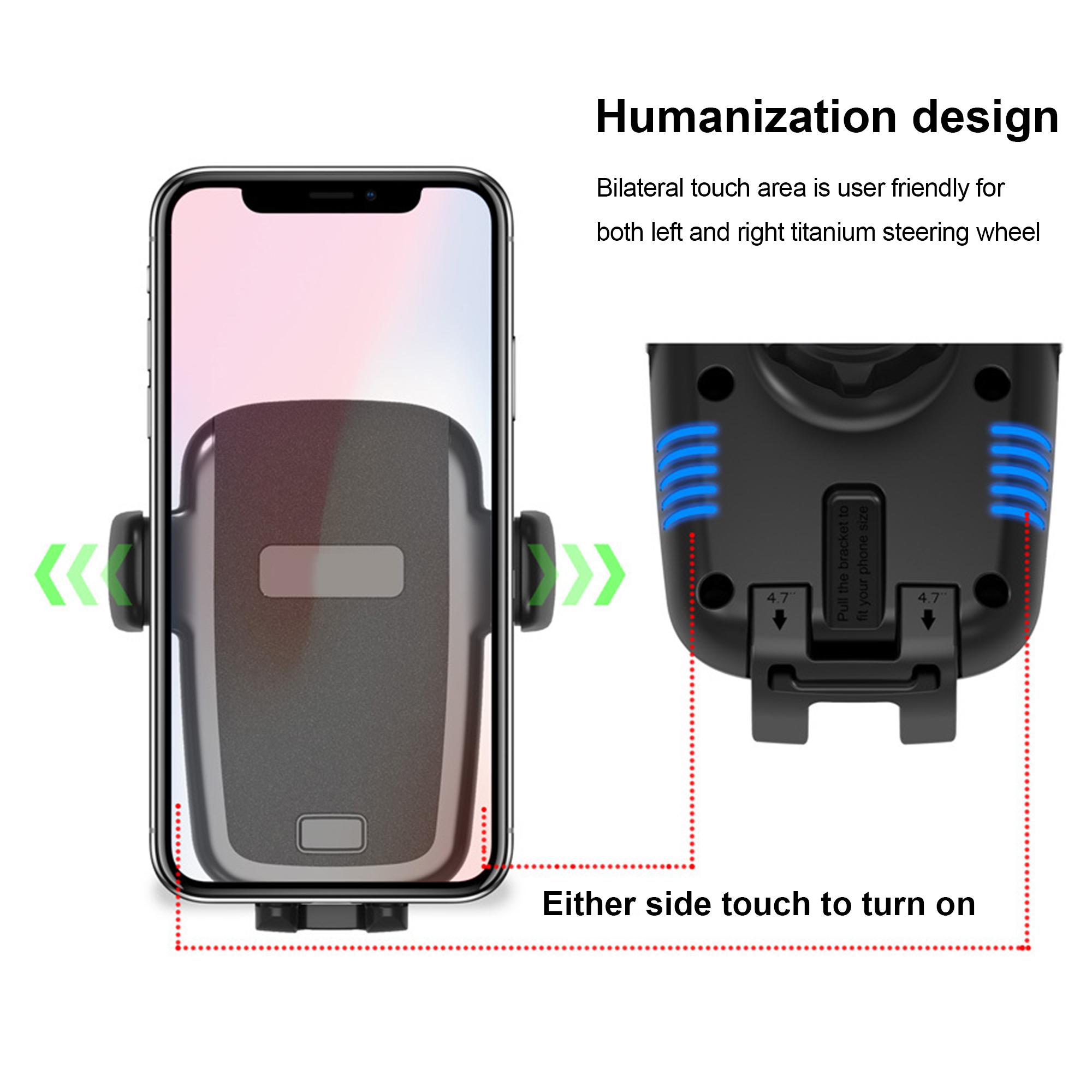 Samsung QI charging pad