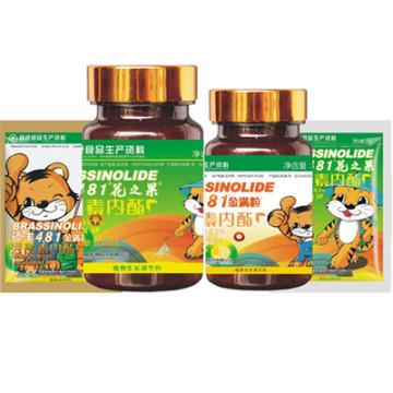 Natural Brassinolide 80% Tc