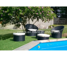Model Garden Outdoor Patio Wicker Rattan Set