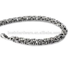 Art- und Weisequalitäts-Metall-Edelstahl-Ketten-Maille-Halskette
