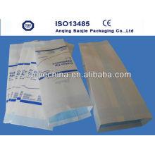 Bolsa de papel de esterilización autocalve