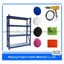 Decorative Epoxy/Polyester Powder Coating for Display Cabinet