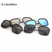 2018 nuevas llegadas yiwu lotes al por mayor de plástico gafas de sol baratas