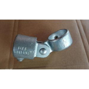 galvanized tube clamps Suit Handrail Scaffold