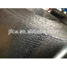 Tiras de alumínio resistentes à corrosão e isoladas com padrão de casca de laranja