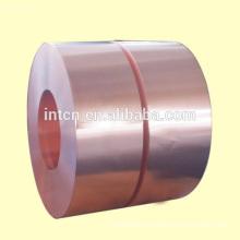 ISO Standard phosphor bronze copper strips
