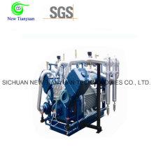 Chlorométhane / Chlorure de méthyle Industrial Piston Gas Compressor