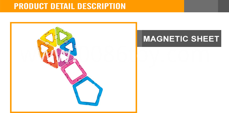2magnetic educational toys