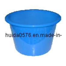 Molde de injeção plástica (molde da cubeta)