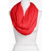 Echarpe à l'infini en polyester résistant à la mode