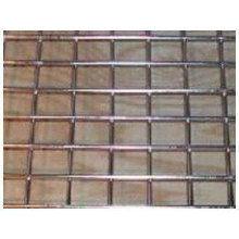 Malha quadrada galvanizada / malha de tela (china alibaba)
