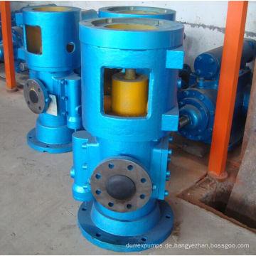 Dreifach-Schrauben-Boots-vertikale Pumpe