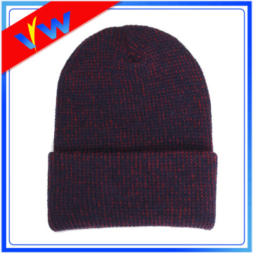 Thick Folded Personalized Winter Hat