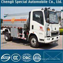 Sinotruk HOWO Light Duty Diesel Oil Transport Vehicle