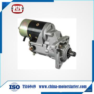 Link-Belt, Hitachi Excavator W/ Isuzu 6bd1, 6bg1 Engines Starter