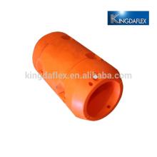 Flotteur en plastique de MDPE anti-onde et couvertures pour le tuyau en caoutchouc / tuyau de drainage