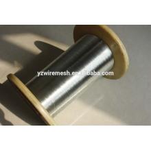0.28mm-0.5mm alambre caliente del hierro de la inmersión para el mercado de Corea del Sur
