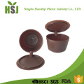 hot sales reusable brown Dolce Gusto coffee filters