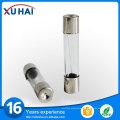 Alta Tensão 10A 250V Os fusíveis de tubo de vidro