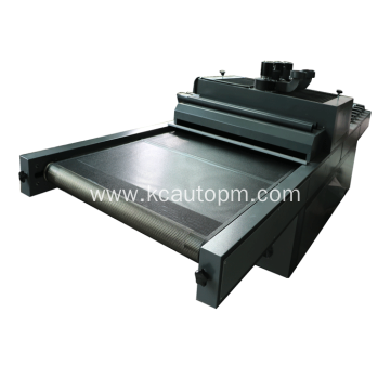 High speed UV curing machine for offset printer