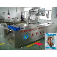 Chicken Meat Series Stretch Film Coat Forming Packing Machine
