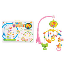 B/O Baby Toys 2015 Musical Bed Ring Plastic Baby Rattle 10214174