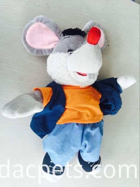 mouse plush toy