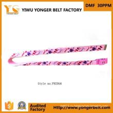 Yiwu Factory Оптовый Различный Полосатый Прекрасный Детский Упругий Пояс
