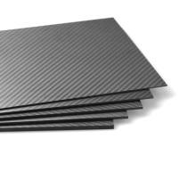Plaque eBay en fibre de carbone pour vente chaude