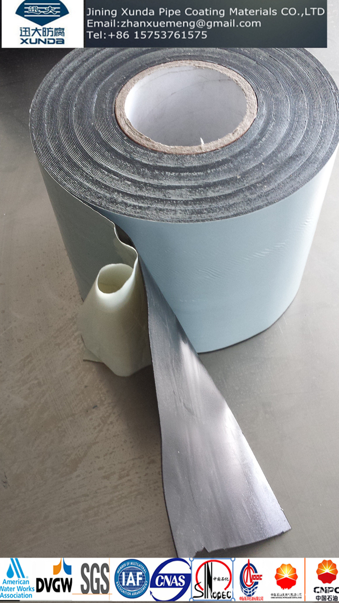 Cold Applied Anti-corrosion Tape For Buried Pipeline