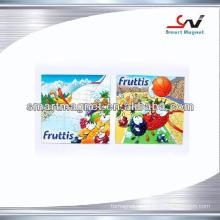 Рекламный мягкий магнит для рекламы магнита на магните