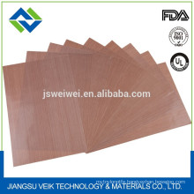 Porous fiberglass teflon sheet in 0.23mm thick