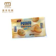 melhor venda de embalagens de biscoito por impressão de alta qualidade