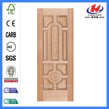 JHK-018 Complex Popular Iran Project Veneer Door Material