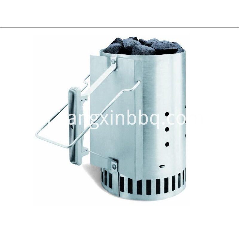 Aluminized Steel Rapidfire Chimney Starter